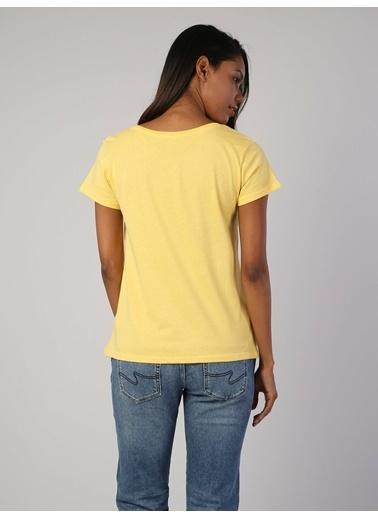 Colin's Tişört Sarı